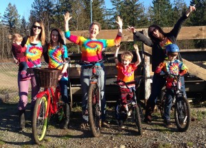 Tie-dye-bike-team